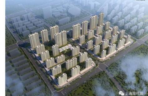 上海现代城